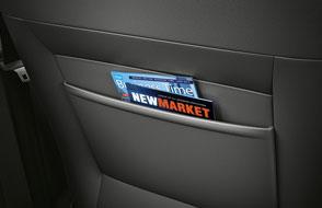 Front-seatback-pocket