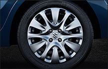 baleno ALLOY WHEEL