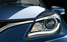 baleno PROJECTOR HEADLAMPS