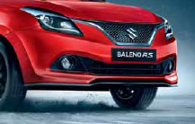 Baleno RS Front Bumper