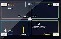 baleno Apple CarPlay