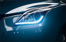 baleno DAY TIME RUNNING LAMPS