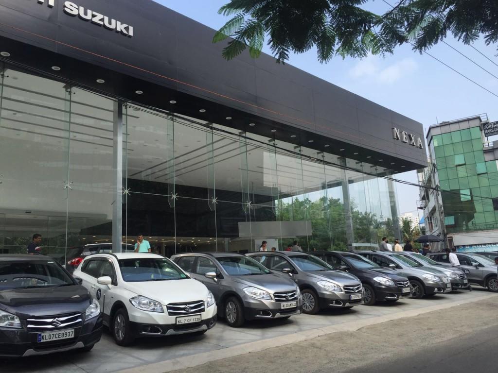Maruti Suzuki Tops In After Sales Service In India Popular Nexa