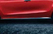 Baleno RS Side Underbody Spoilers