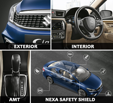 ciaz features